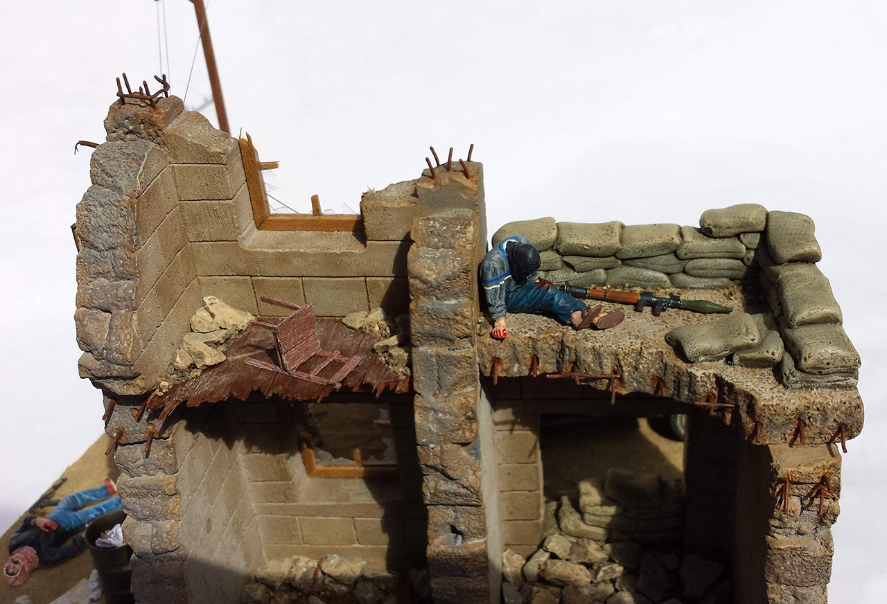 Dioramas and Vignettes: Clear!, photo #6