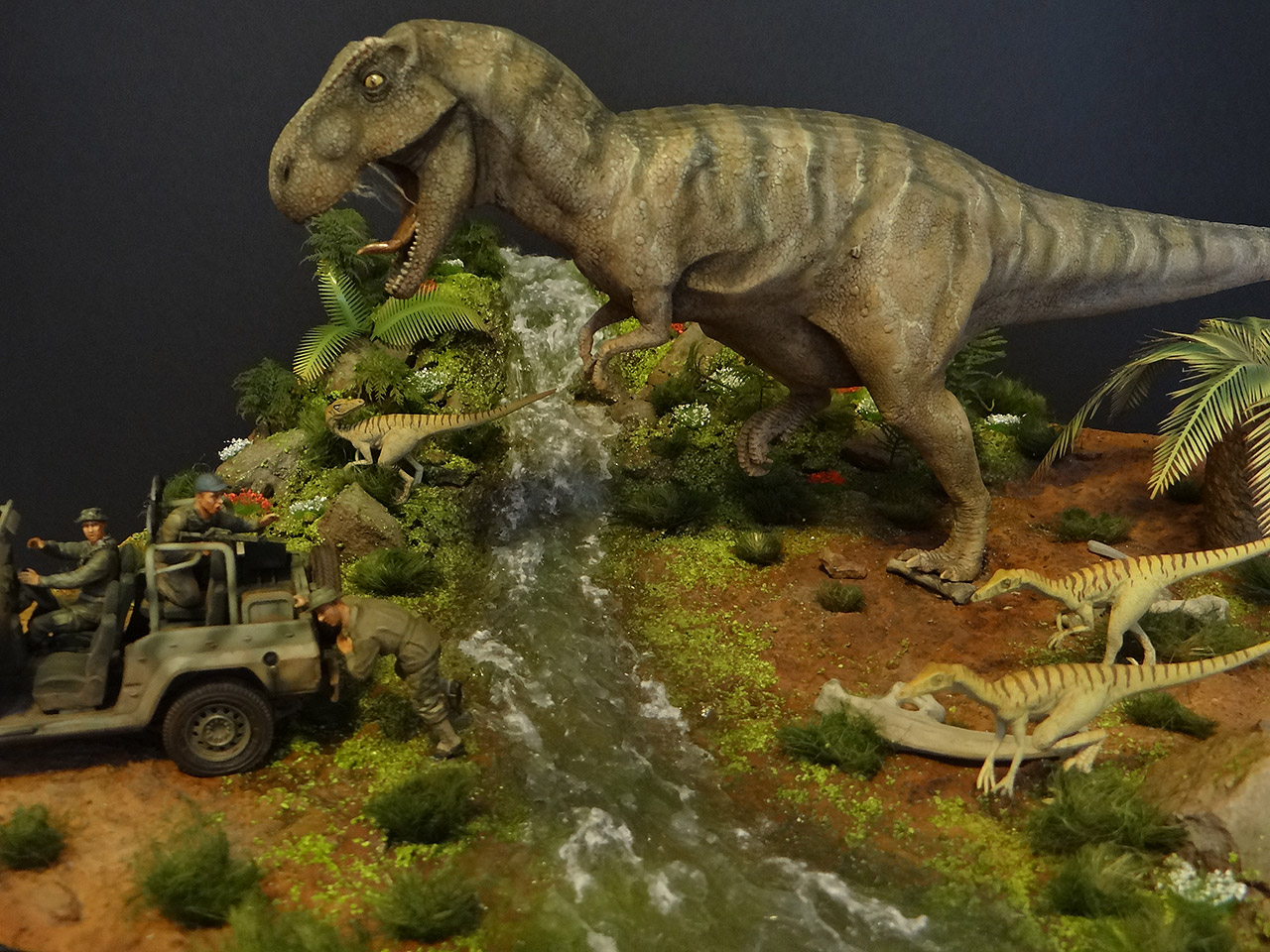 Dioramas and Vignettes: Jurassic Park, photo #4