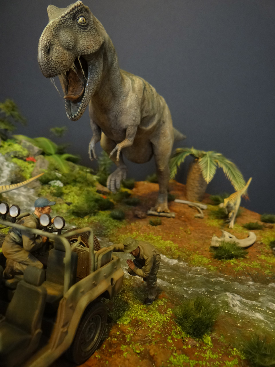 Dioramas and Vignettes: Jurassic Park, photo #5