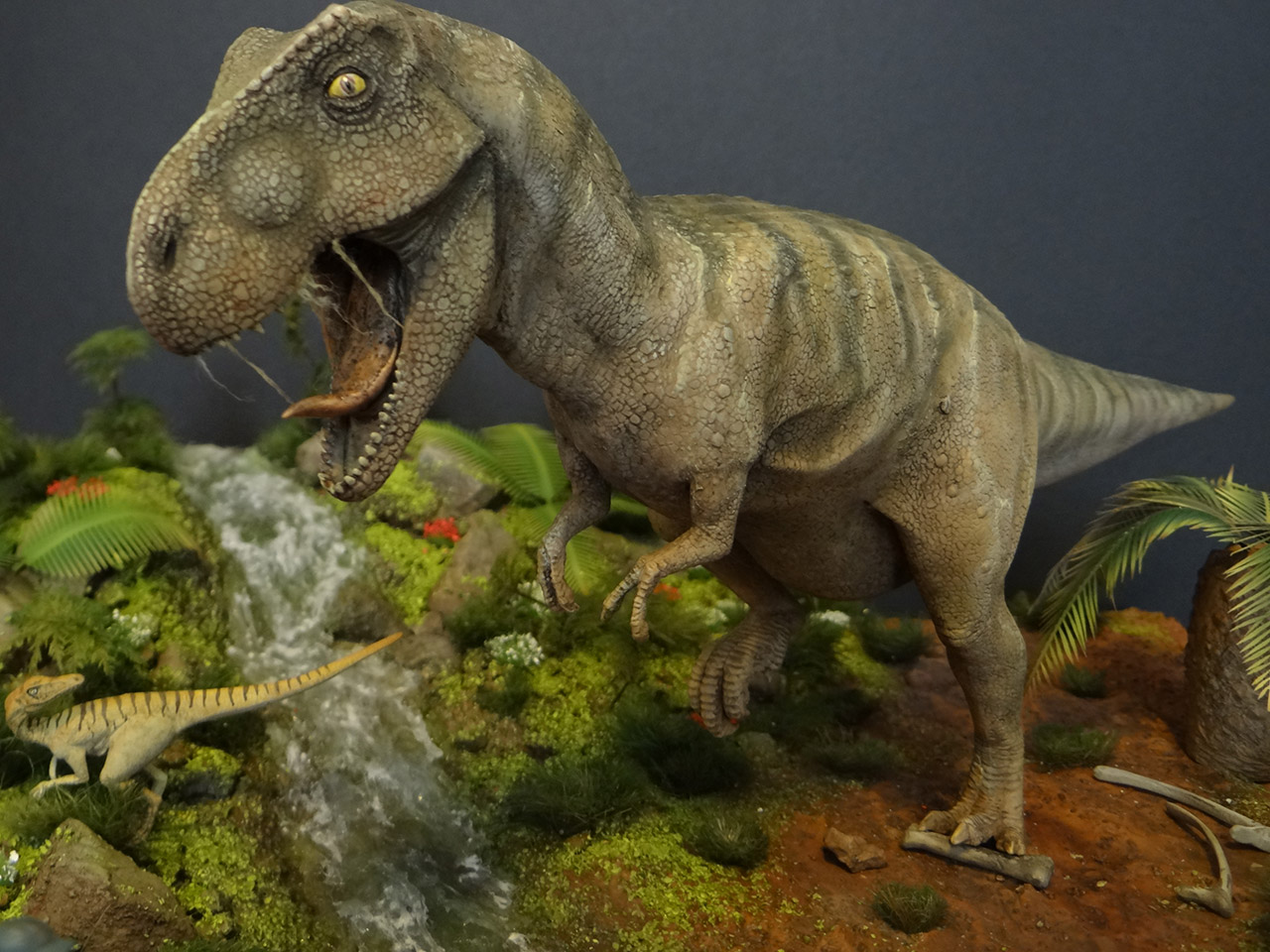 Dioramas and Vignettes: Jurassic Park, photo #6