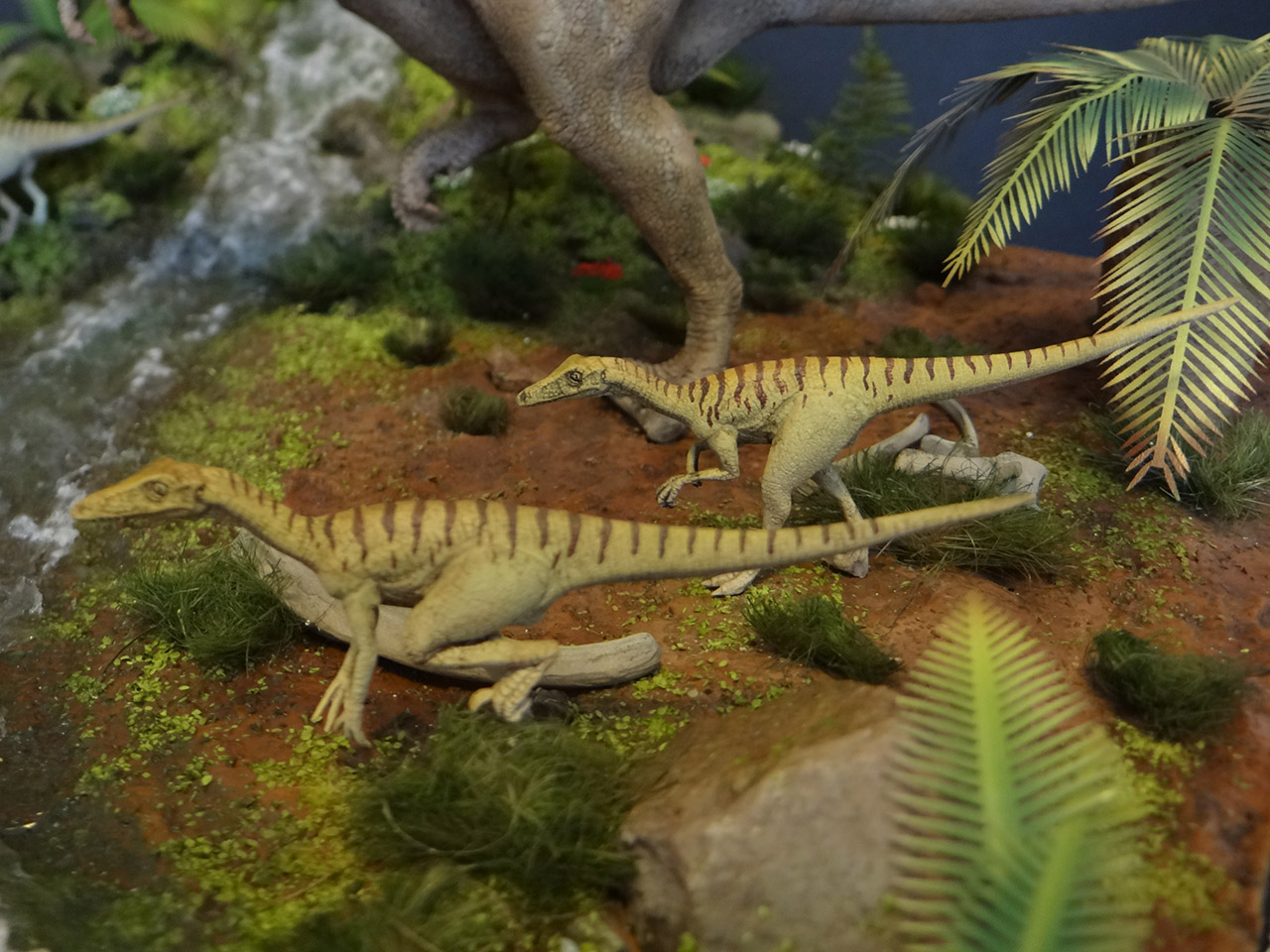 Dioramas and Vignettes: Jurassic Park, photo #7