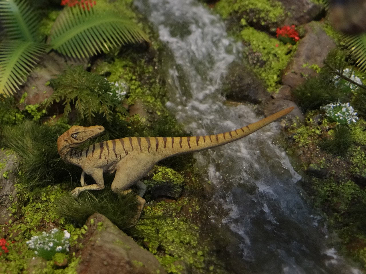 Dioramas and Vignettes: Jurassic Park, photo #8