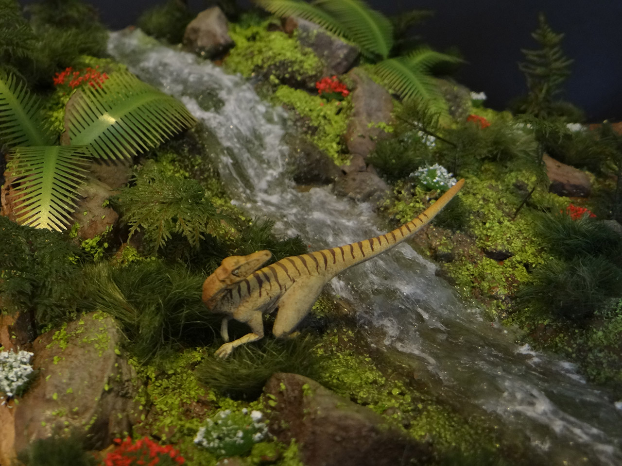 Dioramas and Vignettes: Jurassic Park, photo #9