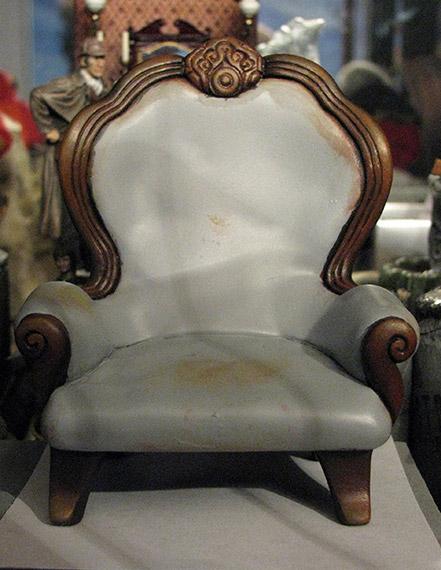 Sculpture: Elementary My Dear Watson! Part 1, photo #15