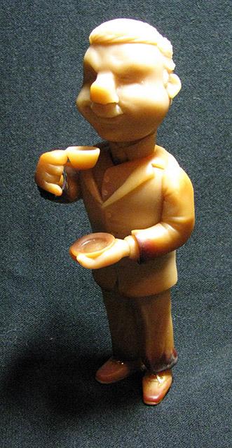 Sculpture: Elementary My Dear Watson! Part 1, photo #8