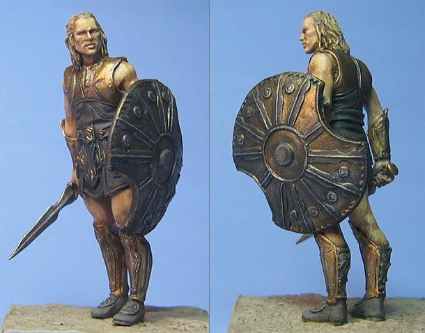 Figures: Achilles, the Great Warrior