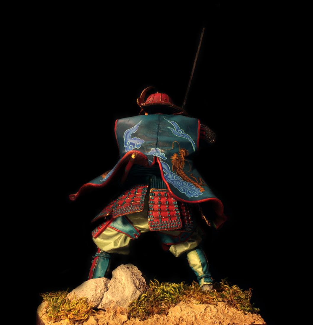 Figures: Samurai, XVI cent., photo #5