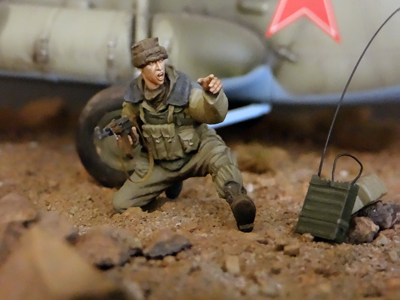 Dioramas and Vignettes: GRU special forces in Afghanistan, photo #15