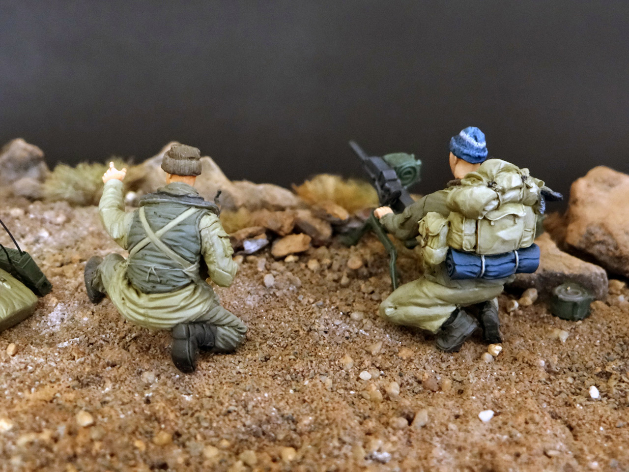 Dioramas and Vignettes: GRU special forces in Afghanistan, photo #17
