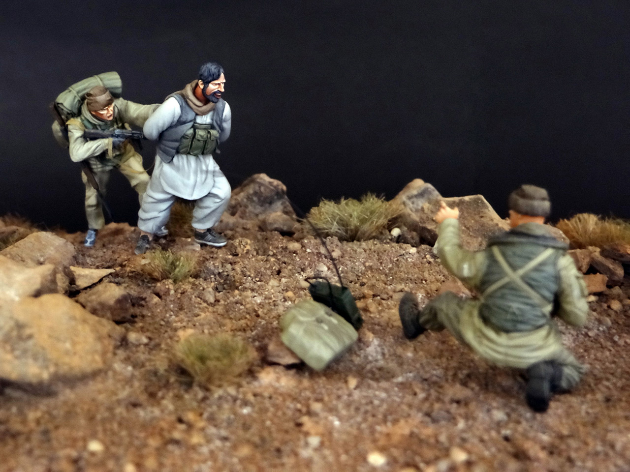 Dioramas and Vignettes: GRU special forces in Afghanistan, photo #24