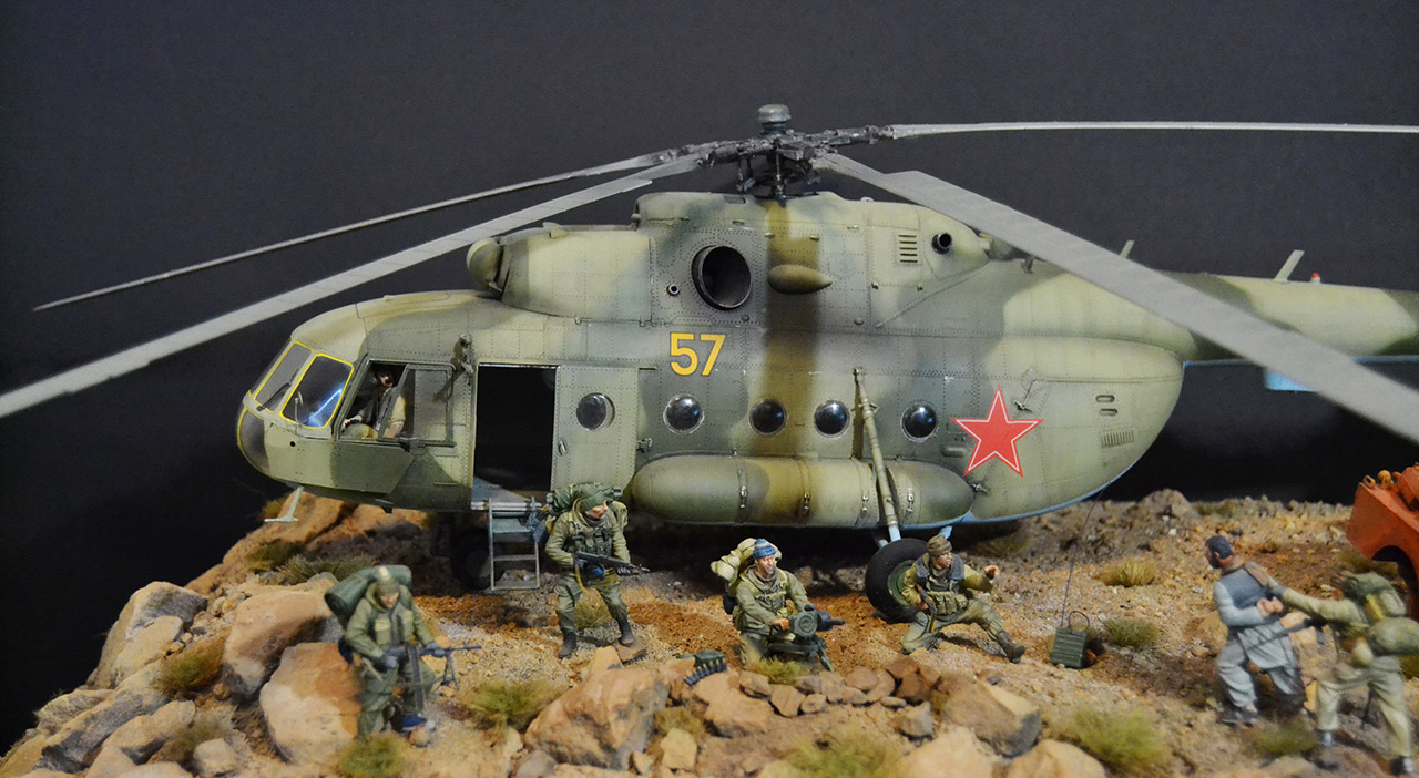 Dioramas and Vignettes: GRU special forces in Afghanistan, photo #5