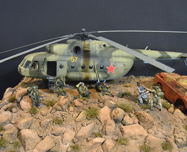 Dioramas and Vignettes: GRU special forces in Afghanistan