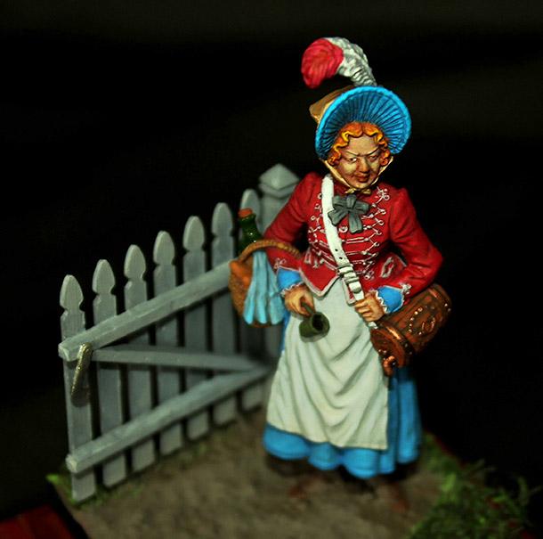 Figures: The sutler