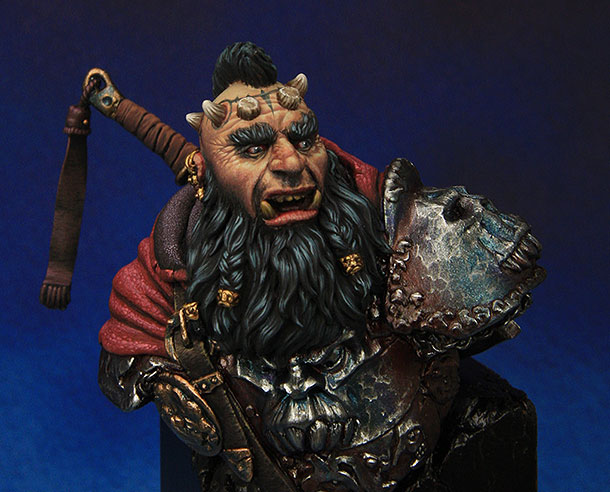 Miscellaneous: Chaos Dwarf Lord