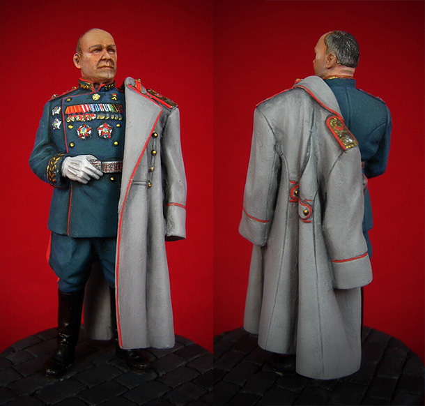 Figures: Marshal of the Victory
