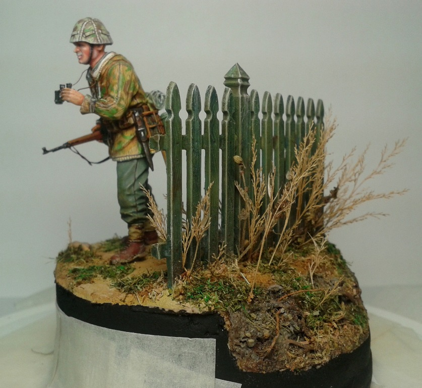 Dioramas and Vignettes: In search of next victim, photo #3