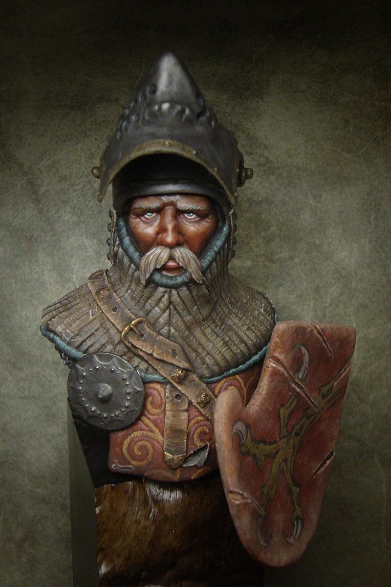 Figures: German knight, XIV-XV cent., photo #3