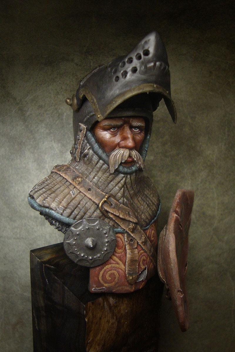 Figures: German knight, XIV-XV cent., photo #4