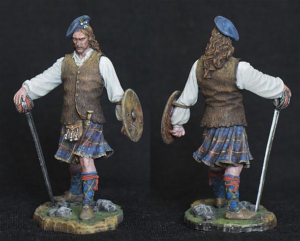 Figures: The Scotchman