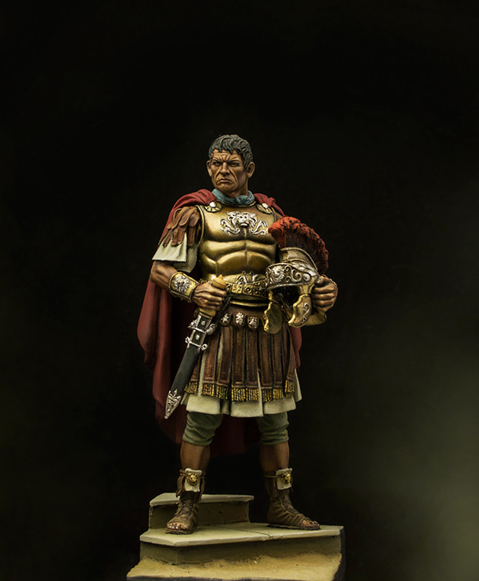 Figures: Praetorian, I cent. A.D., photo #2