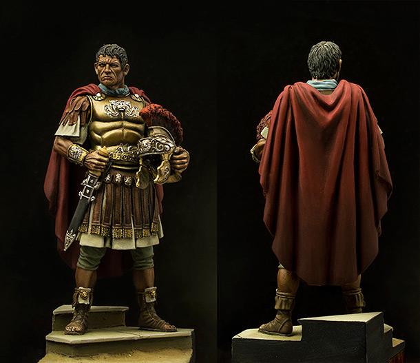 Figures: Praetorian, I cent. A.D.