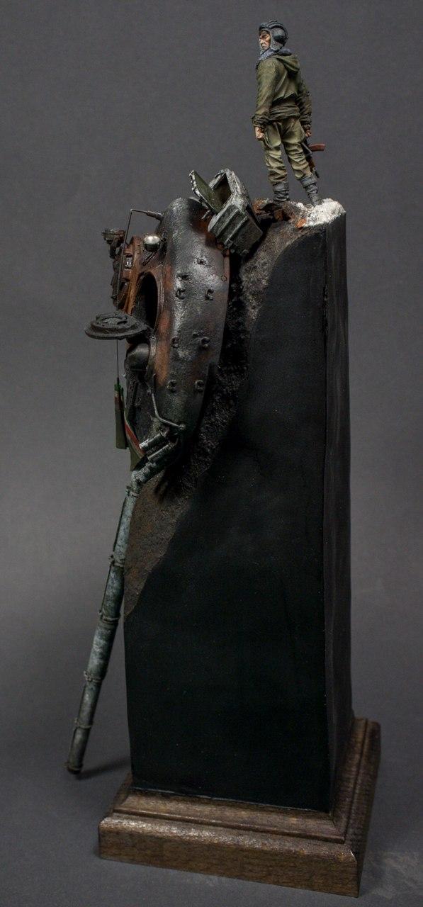 Dioramas and Vignettes: Black Obelisk, photo #3