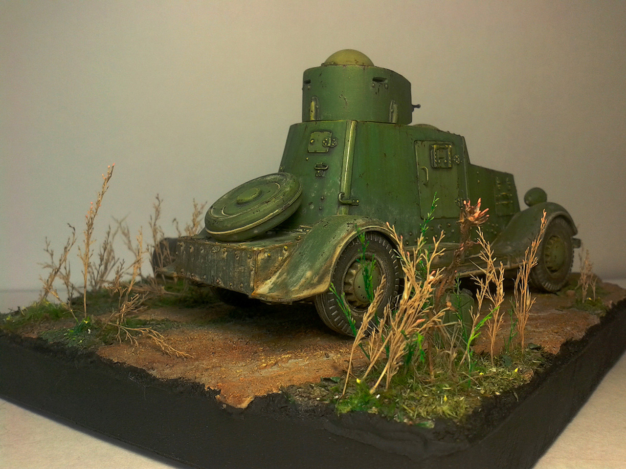 Dioramas and Vignettes: The last command, photo #12