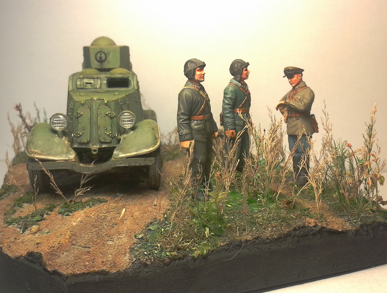 Dioramas and Vignettes: The last command, photo #14