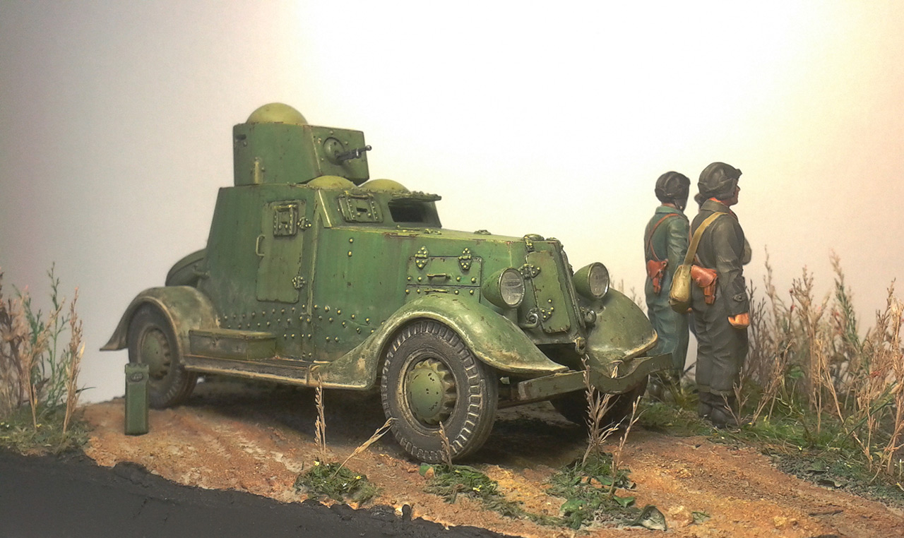 Dioramas and Vignettes: The last command, photo #15