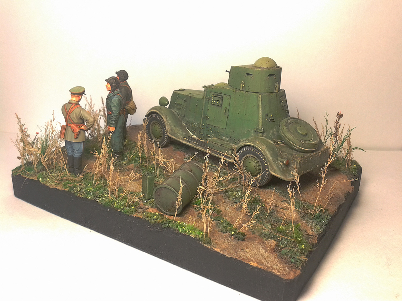 Dioramas and Vignettes: The last command, photo #21
