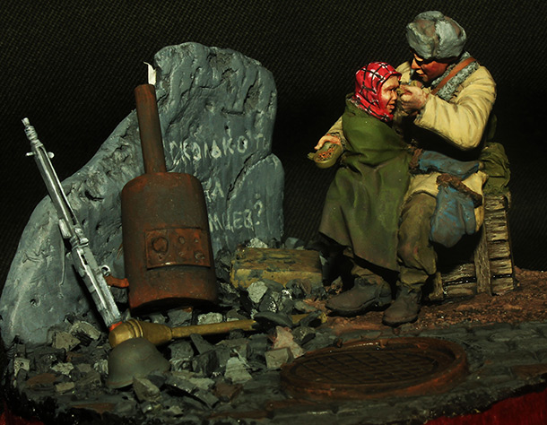 Dioramas and Vignettes: The Liberation