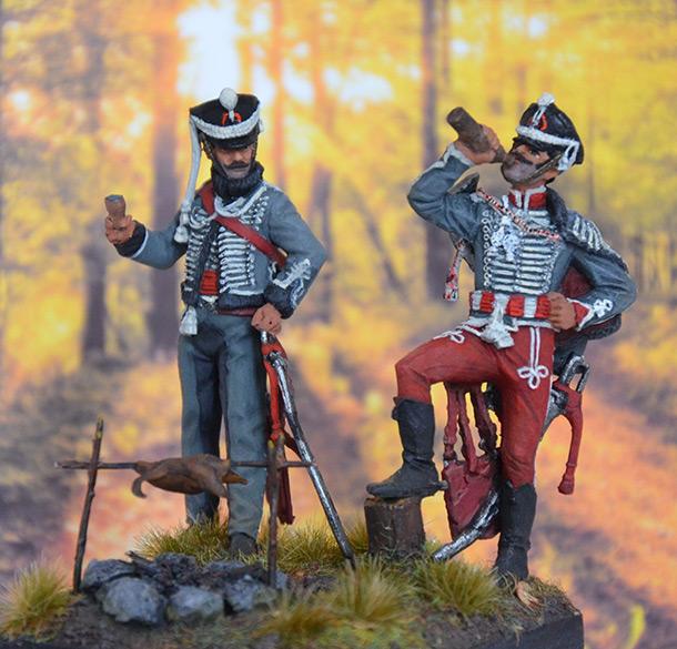 Dioramas and Vignettes: For the Faith, Tsar and Homeland
