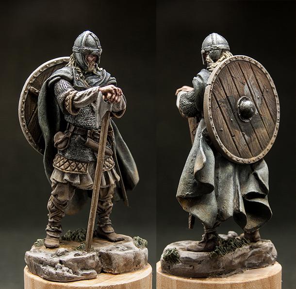 Figures: Viking, VIII cent.