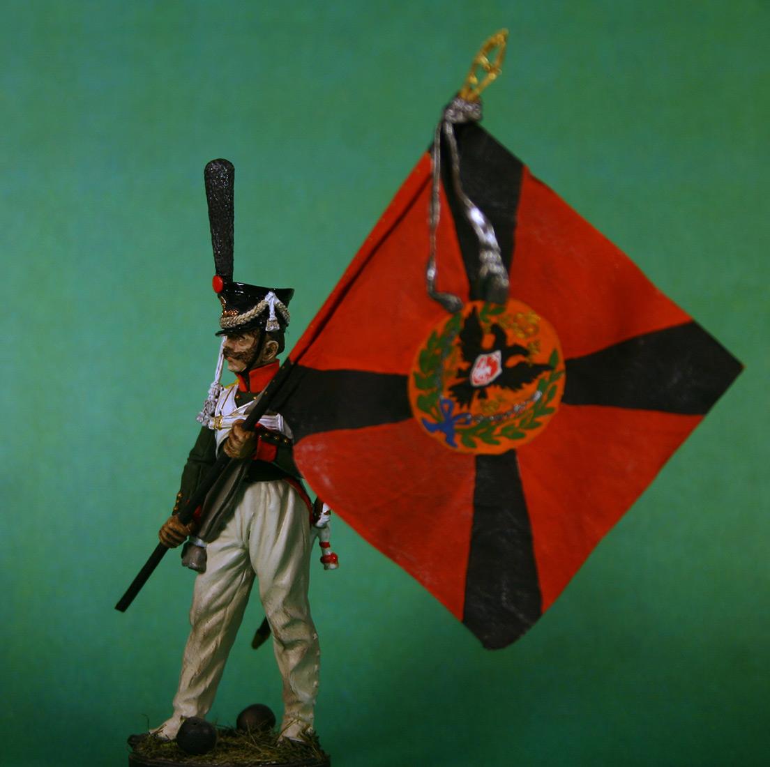 Figures: Grenadier, Selenginsky inf. regt., photo #1