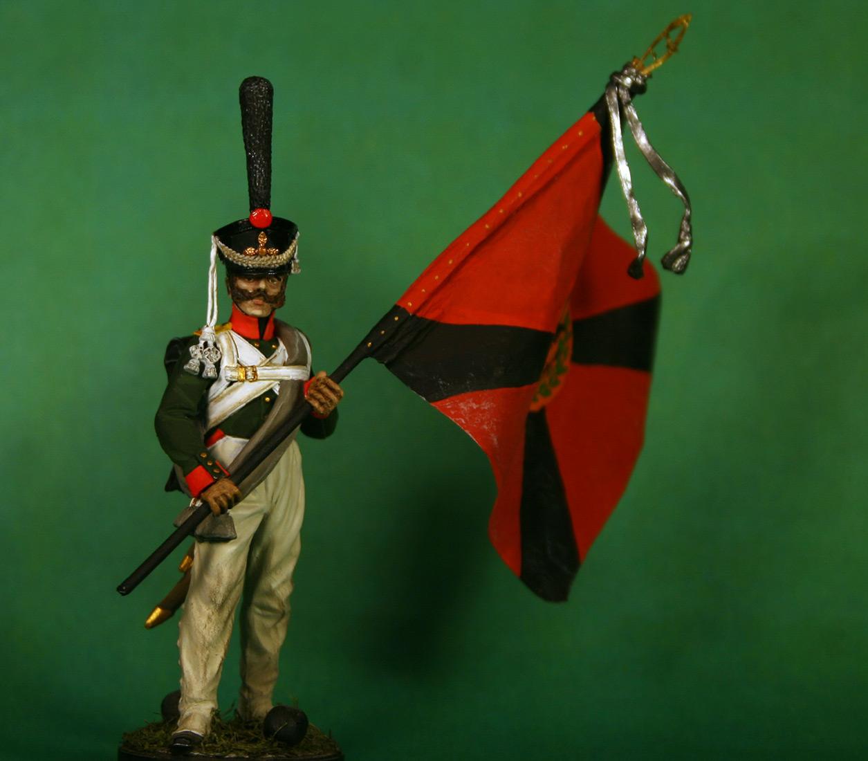 Figures: Grenadier, Selenginsky inf. regt., photo #2