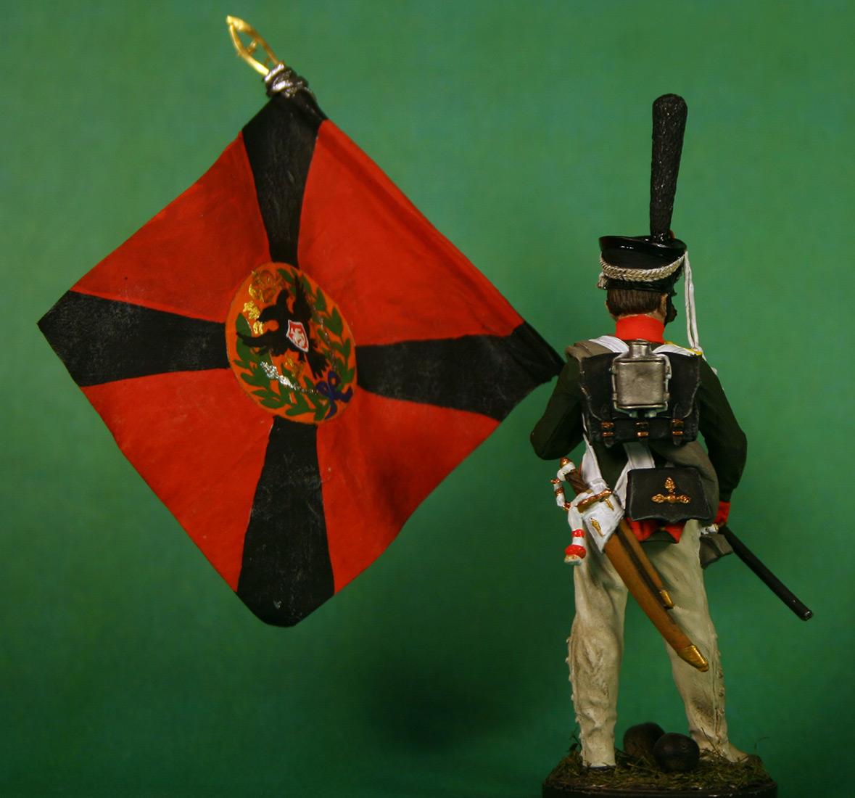 Figures: Grenadier, Selenginsky inf. regt., photo #3