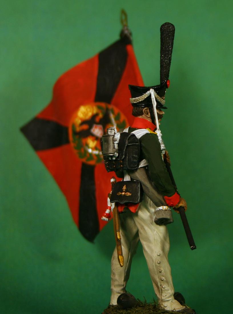 Figures: Grenadier, Selenginsky inf. regt., photo #4