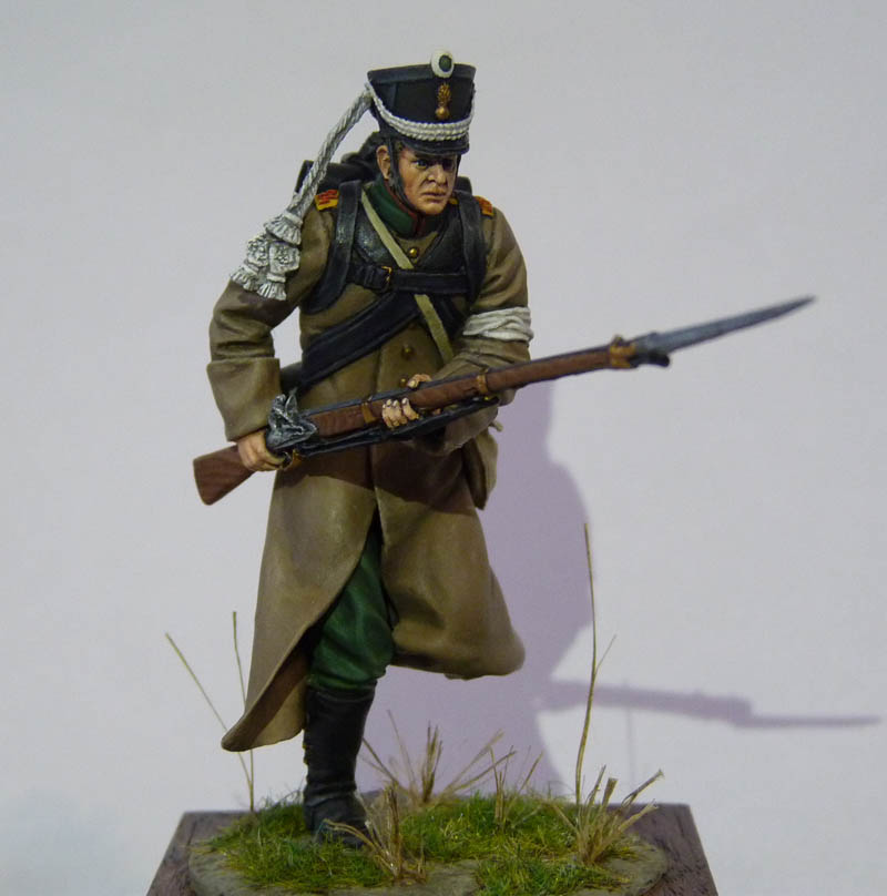 Figures: Private, 19th Chasseurs regt, photo #1