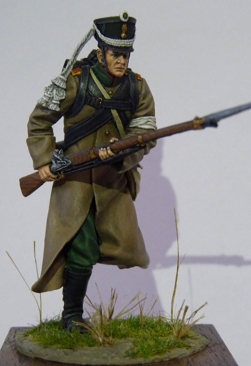 Figures: Private, 19th Chasseurs regt, photo #2