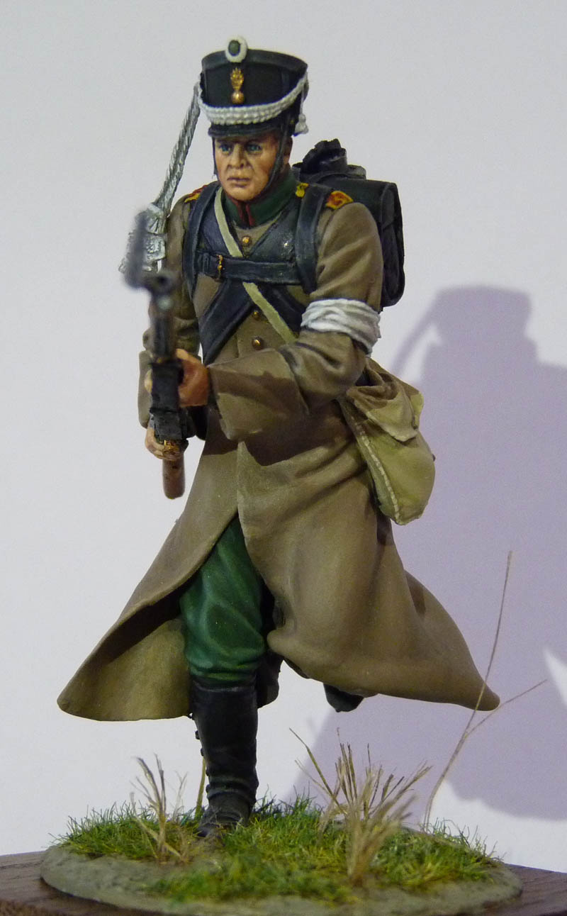Figures: Private, 19th Chasseurs regt, photo #3