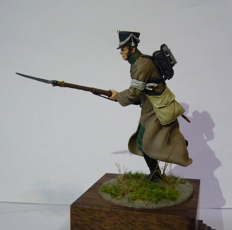 Figures: Private, 19th Chasseurs regt, photo #4