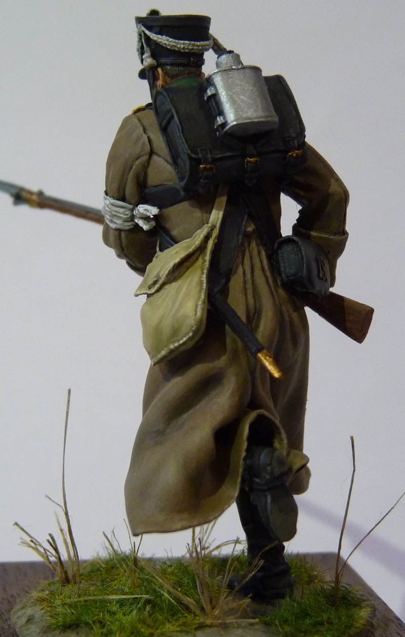 Figures: Private, 19th Chasseurs regt, photo #5