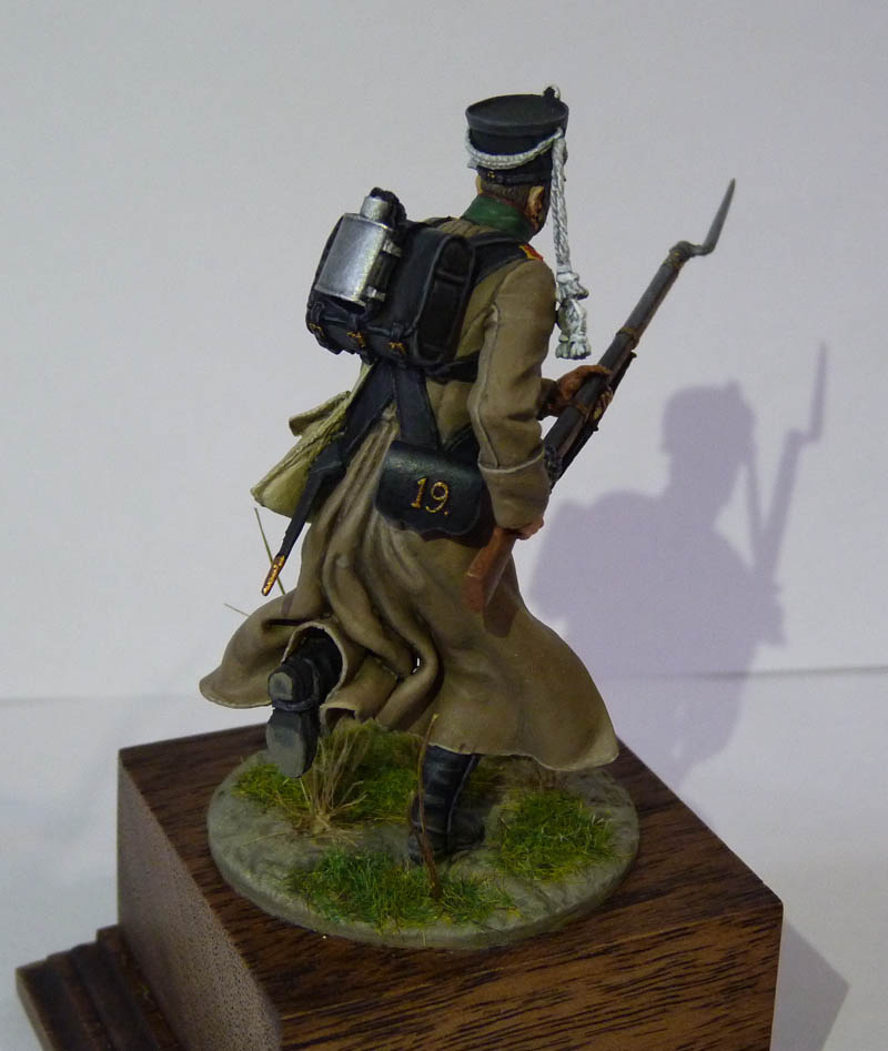 Figures: Private, 19th Chasseurs regt, photo #6