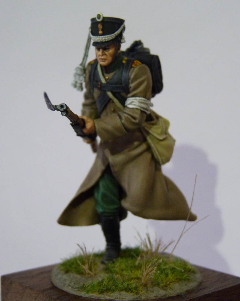 Figures: Private, 19th Chasseurs regt, photo #7