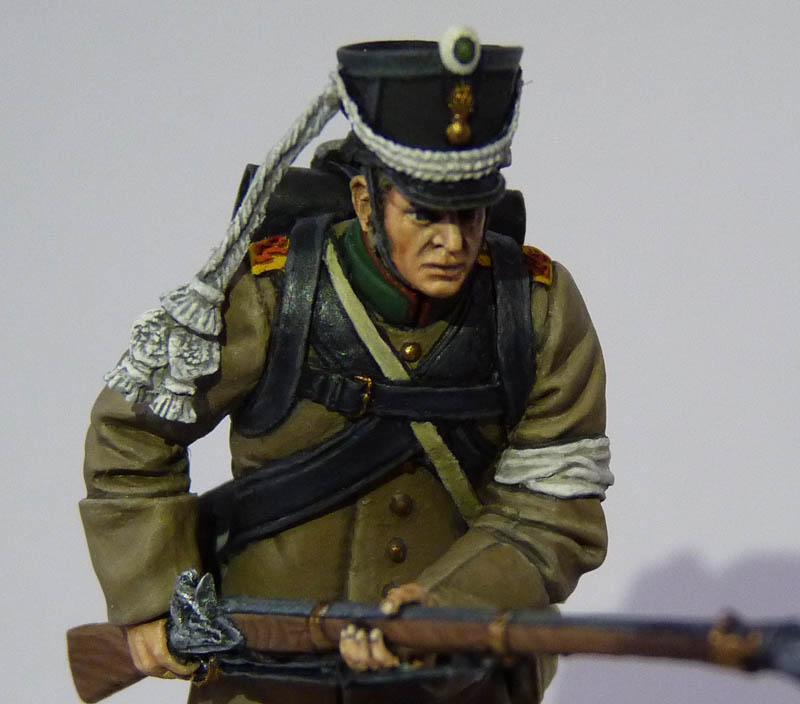 Figures: Private, 19th Chasseurs regt, photo #8