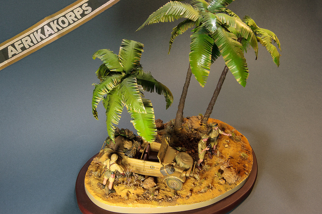 Dioramas and Vignettes: Finding the way. DAK, photo #6