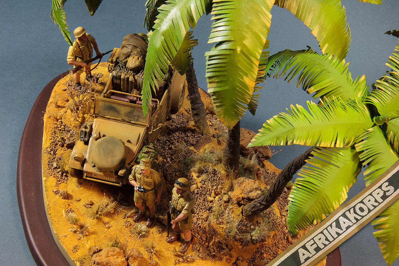 Dioramas and Vignettes: Finding the way. DAK, photo #8