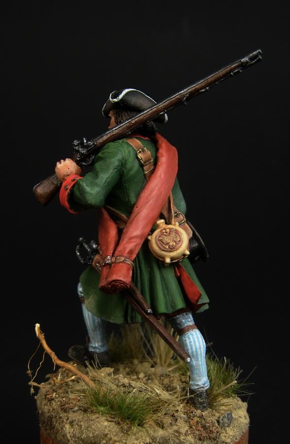 Figures: Fusilier, Belgorod infantry regt., photo #4