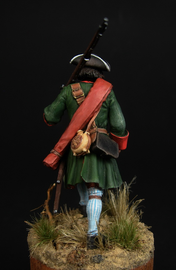 Figures: Fusilier, Belgorod infantry regt., photo #5