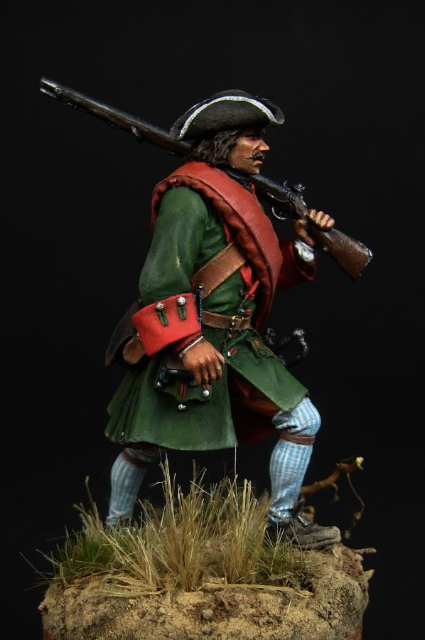 Figures: Fusilier, Belgorod infantry regt., photo #7